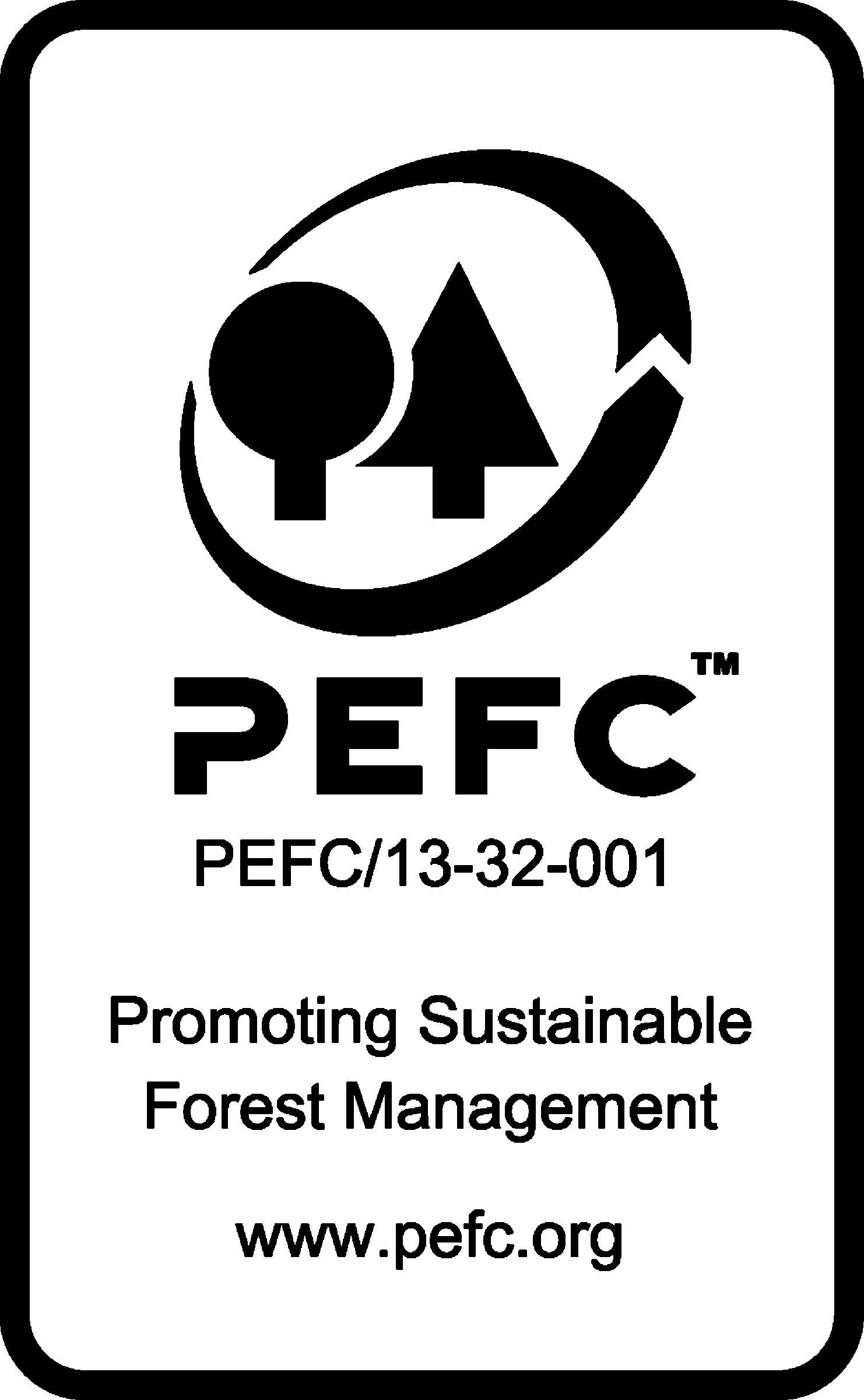 PEFC-Certified