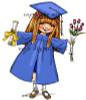 Little Grad Girl s