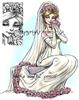 Garden Bride pre-shaded