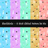 Blackbirds - Digital Paper