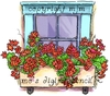 Rustic Windowbox