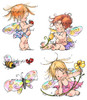 3 baby fairies