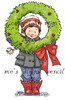Henry with Wreath