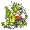 Dragon Hugs