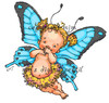 Baby Fairy Butterfly 2