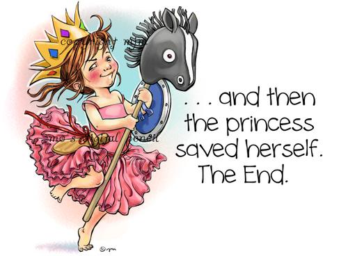 Saved Herself