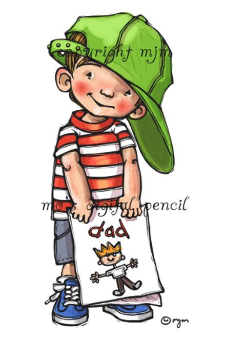 4 Dad Boy S