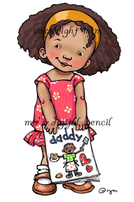 4 Dad Girl C