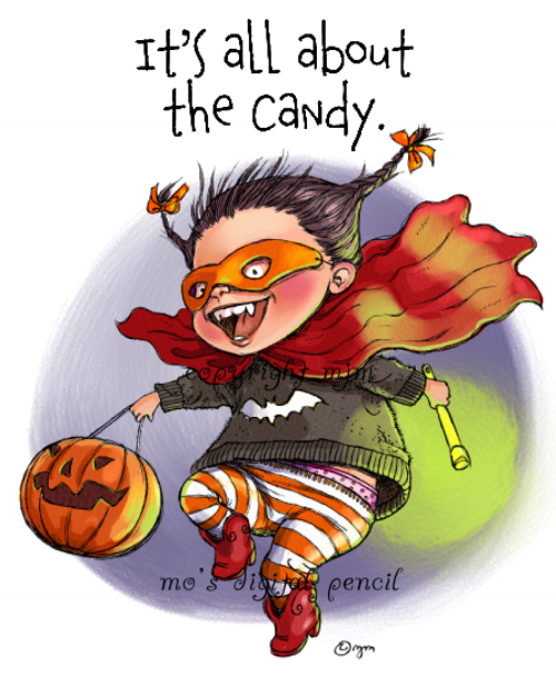 It's all about the Candy!