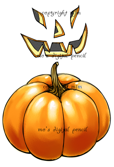 Just a Pumpkin