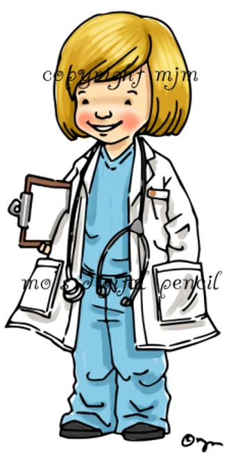 Doctor Girl S