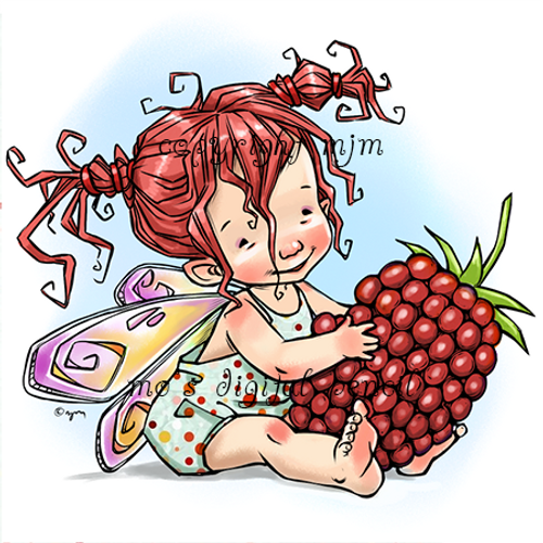 Berry Fairy Amai