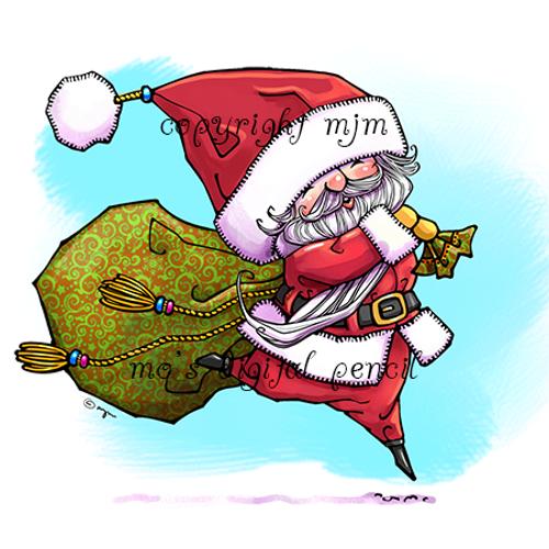 Skipping Santa