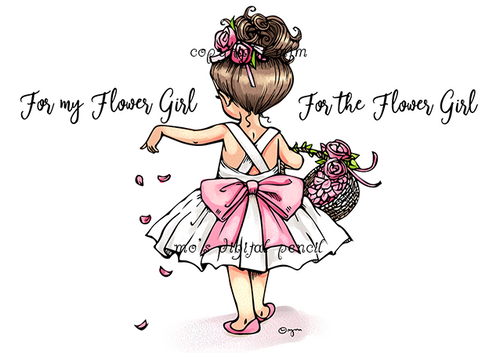 For the Flower Girl