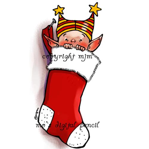 stocking elf