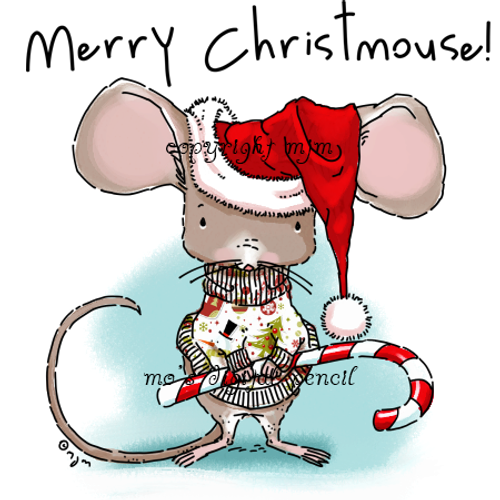 Merry Christmouse