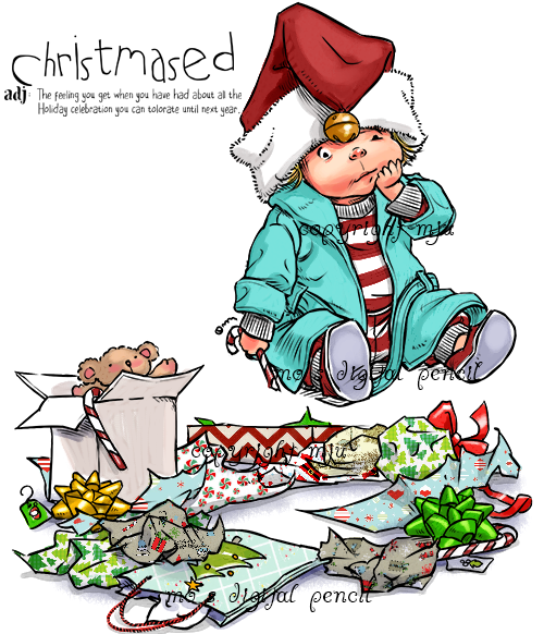 Christmased (Separated)