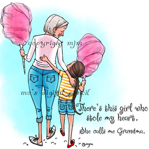 Gran and Me