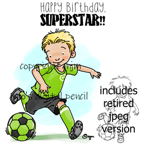 Soccer Boy s (redux)