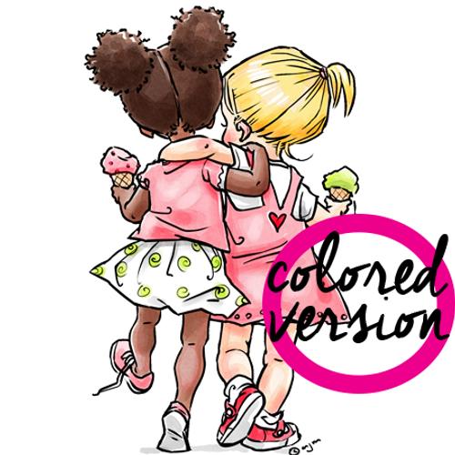 Summer Sisters CS (PRECOLORED)