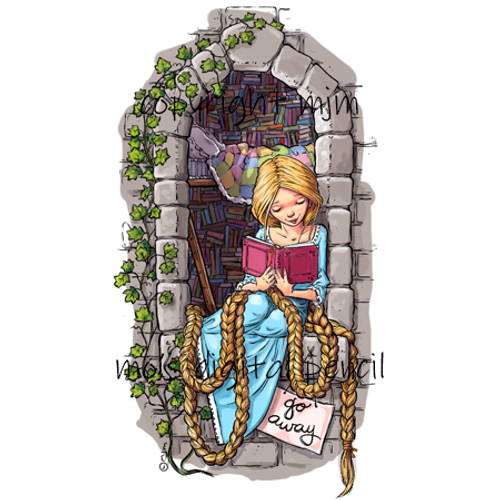 Rapunzel (Go Away)