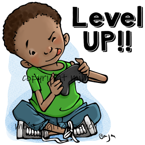Level up boy c