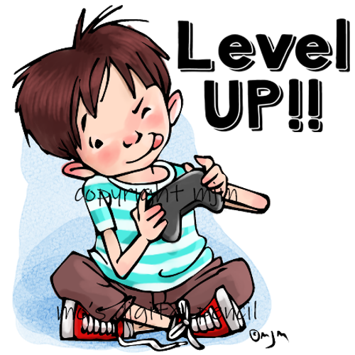 Level Up boy s