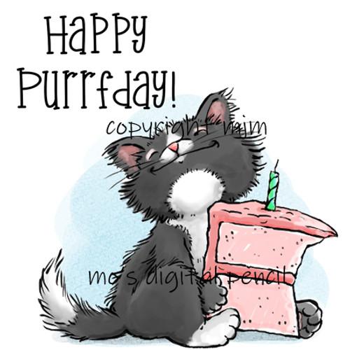 Happy Purrfday