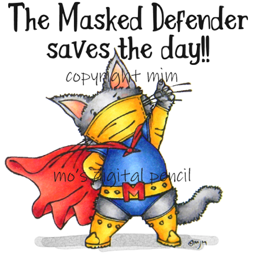 The Masked Defender