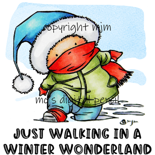 Walking in Winter