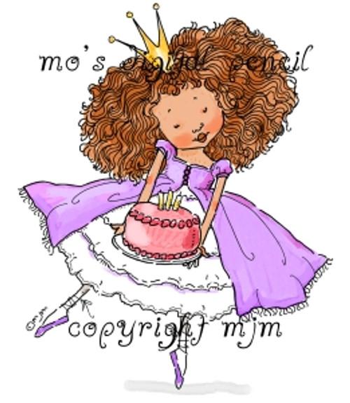 Cupcake Princess Sienna