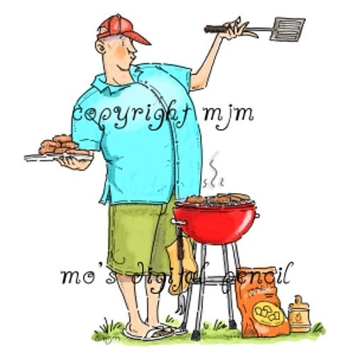 Big Guy Grilling