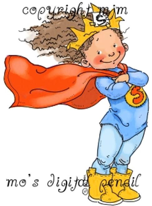Superduper Girl