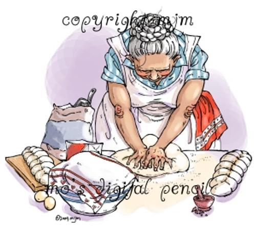 Mummu's Nissu