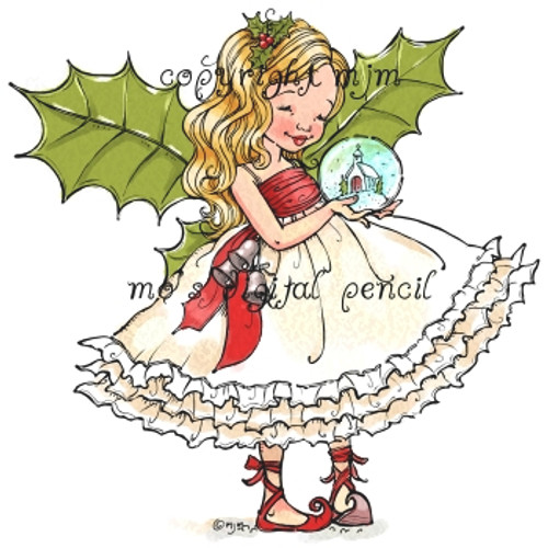 Christmas Fairy Holly
