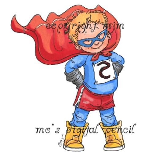 Superduper Boy