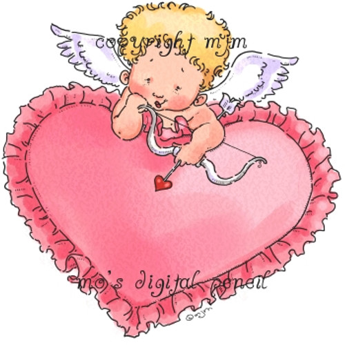 Cupid in Love
