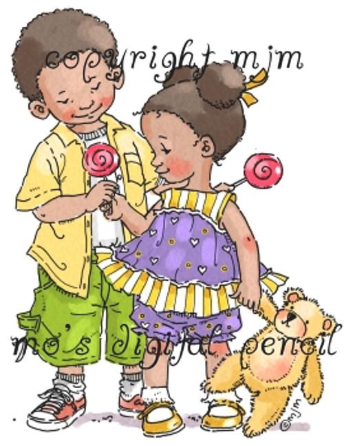 Anton and Cissy