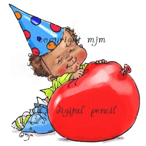 Birthday Surprise Boy C