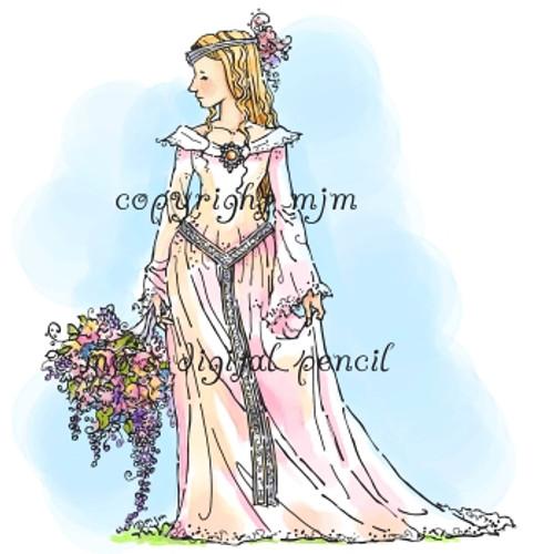 Elf Queen (bride)