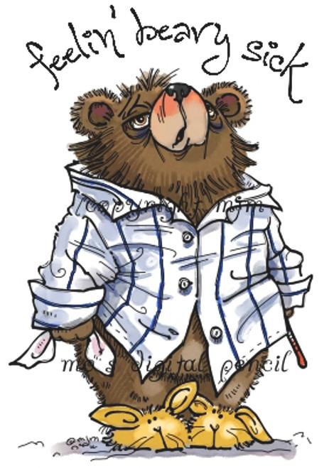 Beary Sick