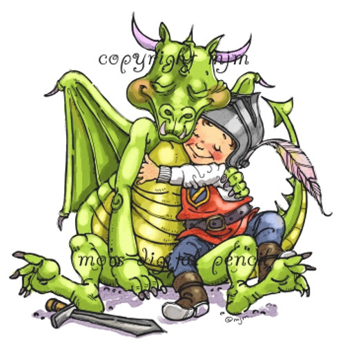 Dragon Hugs