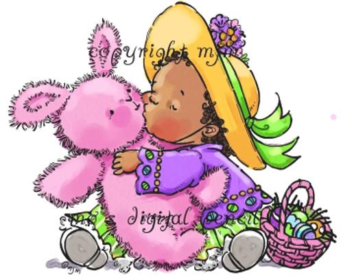 Easter Baby Girl C