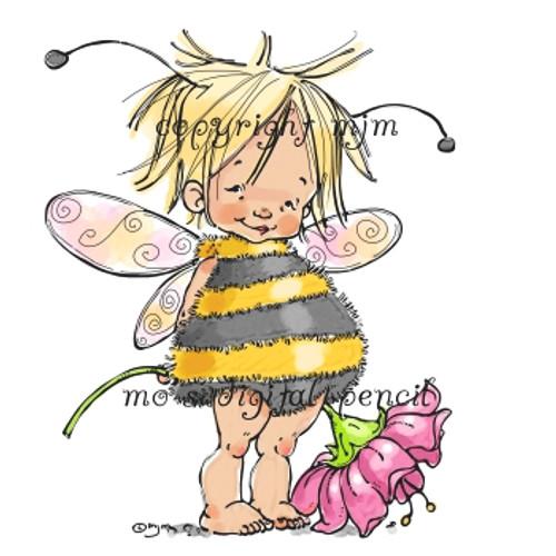 Baby Fairy Bee