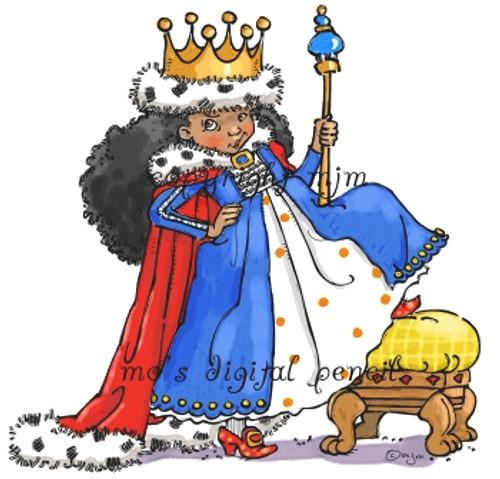 The Queen (b)