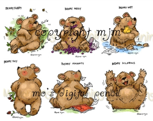 Beary Busy
