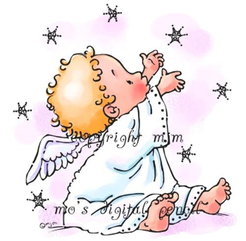 Baby Angel 1