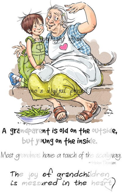 Mummu's Haukka boy