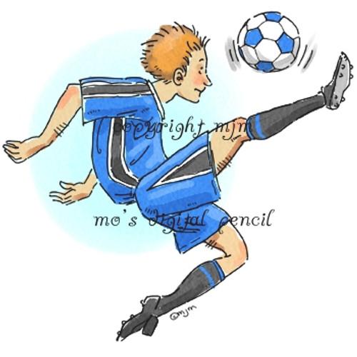 Soccer Dude (c)