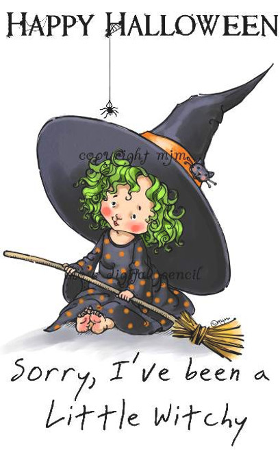 A Little Witchy